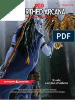 D&D 5E - Unearthed Arcana - Druida - Círculos Druídicos - Biblioteca Élfica