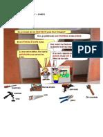 FLE - Bricolage Et Outils