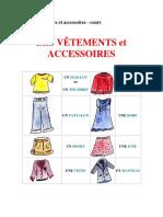 FLE - Les Vêtements Et Accessoires