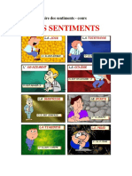 FLE - Vocabulaire Des Sentiments
