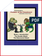 Farnsworth Ward s Predator at the Chessboard a Field Guide to Chess Tactics Book 1