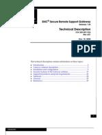 Gateway Technical Description Document