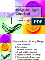 1 Biology 5c  Levels of Organization.ppt