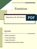 #35. Tisuela Bel Patrice t Feminism