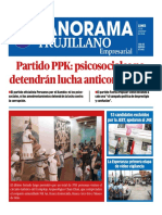 PANORAMA TRUJILLANO 10-09-2018