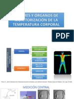 Lugares Temperatura