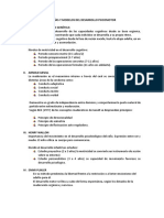 Teorías y Modelos Del Desarrollo Psicomotor