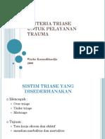 Triase Trauma 09