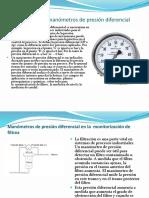 Aplicaciones con manómetros de presión diferencial.pptx