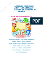 Club Manitas Creativas