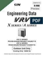 ED34-862_1[1] - VRVIII ED pdf | Air Conditioning | Hvac
