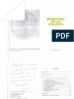 Estructura de Los Eneatipos. Naranjo, Claudio