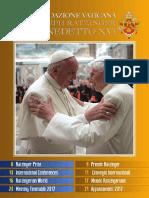 Brochure Fond. Ratzinger-BXVI 2016
