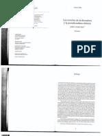 Grinor Rojo Novelas de La Dictadura y Postdictadura Chilena