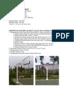 Ukuran Ring Basket