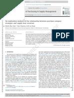 28OK-Un Análisis Exploratorio de La Relación Entre Las Estrategias de La Categoría de Compras y La Estructura de La Base de La Oferta