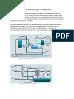 Diseño de un evaporador de circulación forzada
