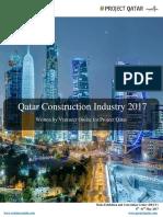 Qatar Construction Industry 2017