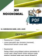 P. 7 Infeksi Nosokomial