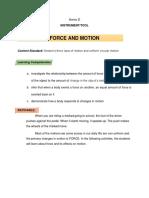 FORCES.docx