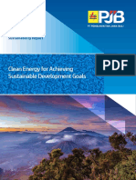 PT PJB - Sustainable Report 2015