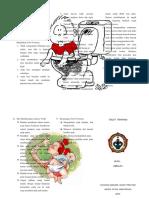 Leaflet Toilet Training
