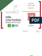 DuPont™ Corian® Color Catalogue by shopinterio.com