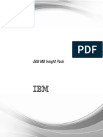 IBM MB InsightPack