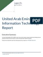 ExecutiveSummary United Arab Emirates Information Technology Report 670643