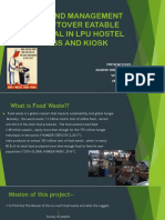 USES AND MANAGEMENT OF LEFTOVER EATABLE MATERIAL.pptx