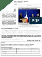 EMC Chap 1. Etre Citoyen Français Et Européen