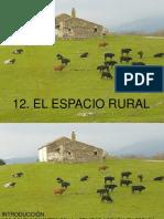 Tema 07 El Espacio Rural