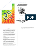 Know About Charms, Talismans and Spells Dr.shanker Adawal