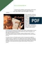 EL CANTAR DEL MIO CID.docx