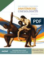 Corpo, Movimento e Conhecimento Anatomico e Cinesiologicos - Karine Jacon Sarro
