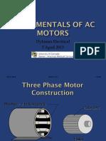 Electric Motors 101