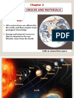 Chapter two Earth Origin and materials.pdf