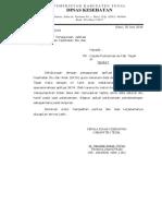 Surat Domain Sikia