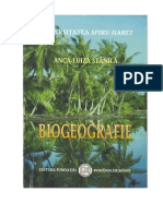 BIOGEOGRAFIE