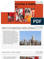 Fire Engineering & Safety Consultant