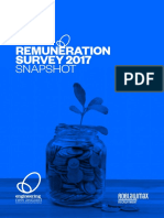 Salary and remuneration survey 2017
