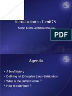 Centos Introduction