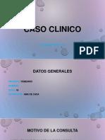 Caso Clinico Patologia