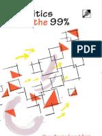 A Politics for the 99% - Marco Conrad-Rossi