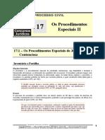 DPC 17 - Os Procedimentos Especiais II.pdf