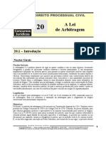 DPC 20 - A Arbitragem.pdf