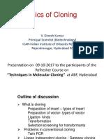 1. DK Basics of Cloning 09-10-2017 ABF presentation.ppt