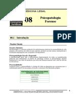 MLG 08 - Psicopatologia Forense
