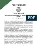 Press Release English