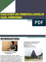 Hiroshima Pyramid House Case Study